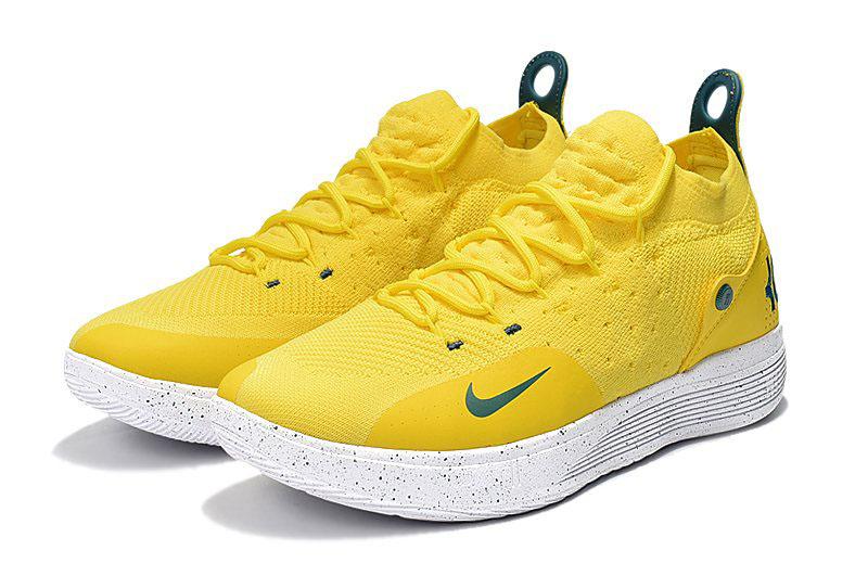 Breanna Stewart Nike KD 11 Storm Yellow PE, New Nike Shoes