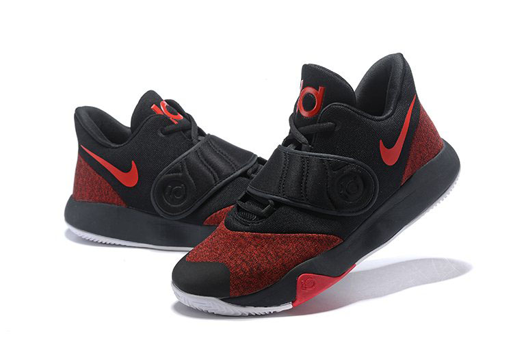 Nike KD Trey 5 VI Black/University Red-White AA7067-006