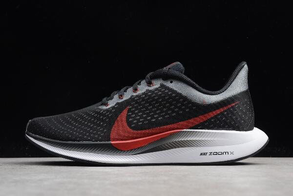 Nike Air Zoom Pegasus 35 Turbo 2.0 Black/Red AJ4114-006